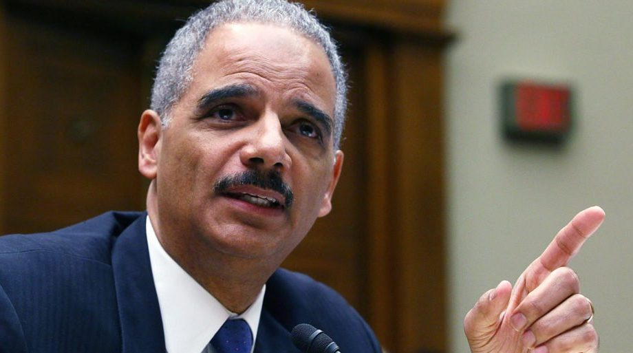 Holder 'Consulting Strategists' About Jumping into 2020 Race